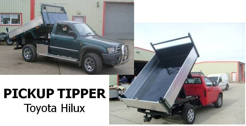 Boulter Tippers For New Build Frames Repair And